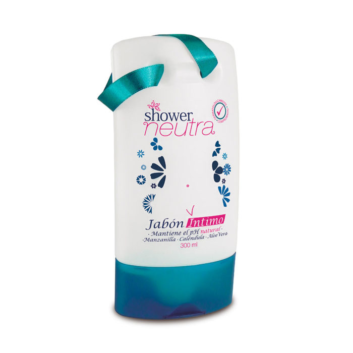 Jabon intimo shower neutra
