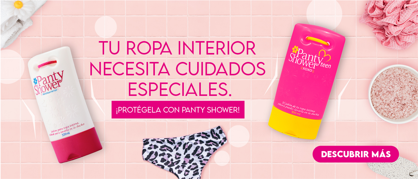 banner panty shower