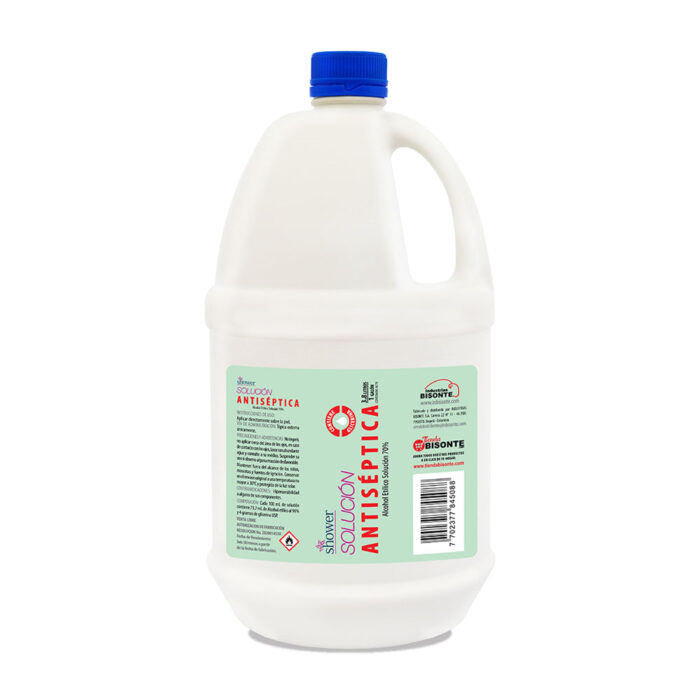 solucion antiseptica 3800 ml